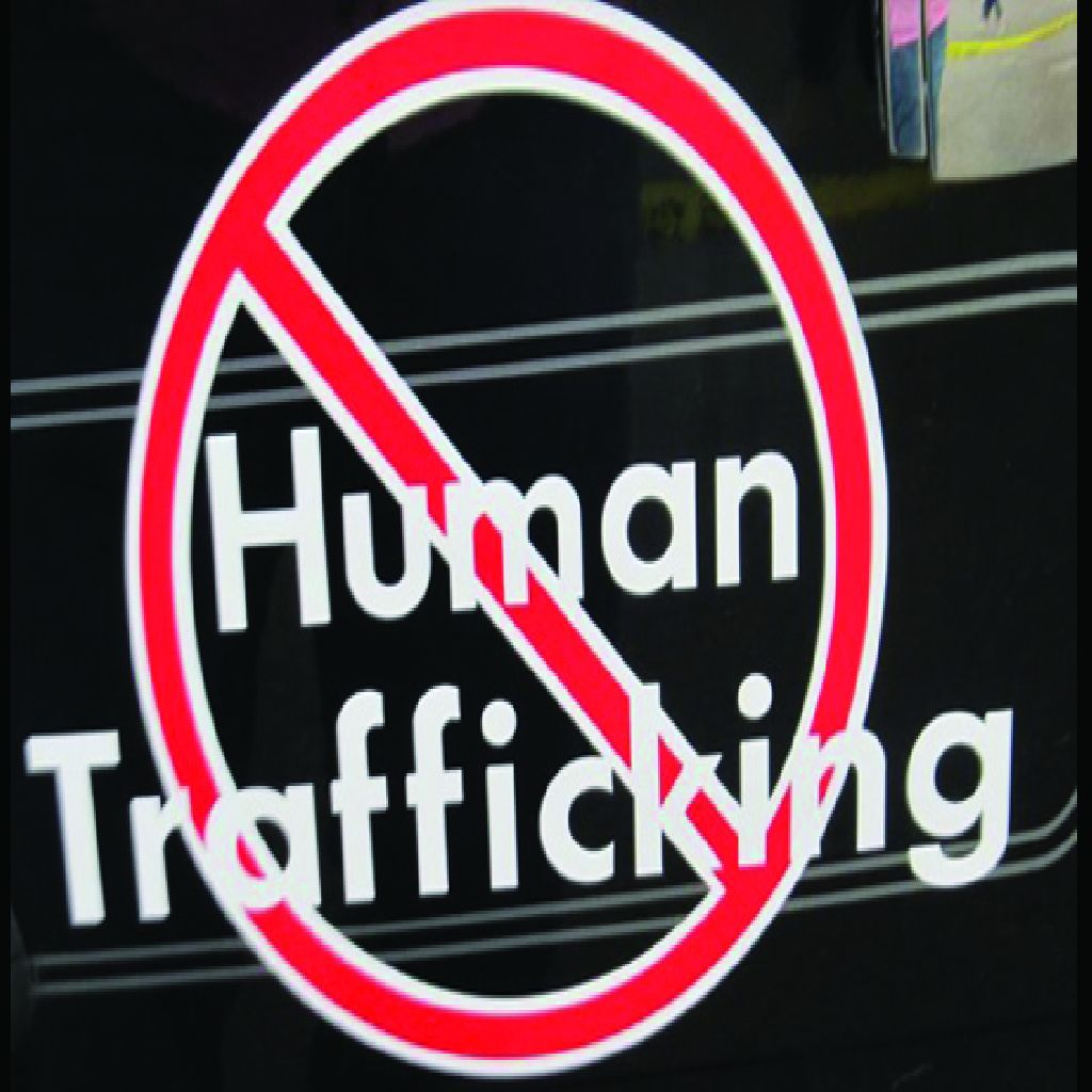 Click for End Human Trafficking Website